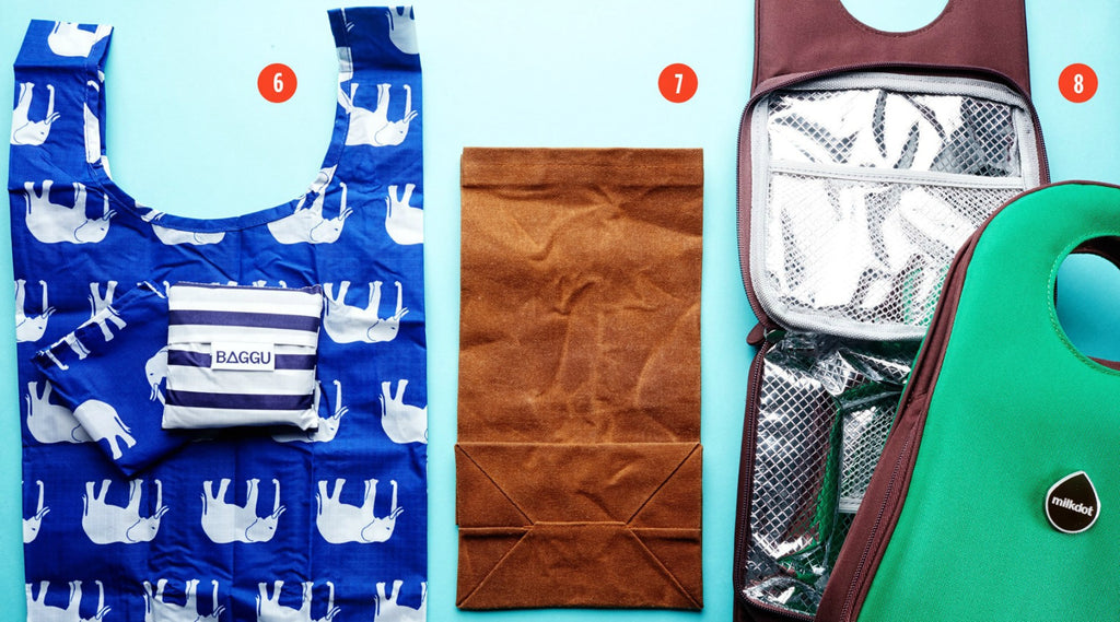 milkdot blog epicurious article of best lunch bags
