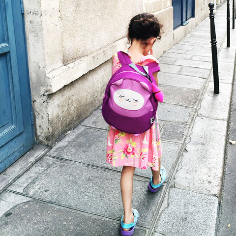 milkdot kawaii mini backpack lola in paris