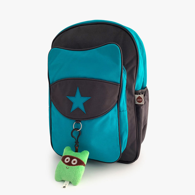 Top Kat Backpack | blue raspberry
