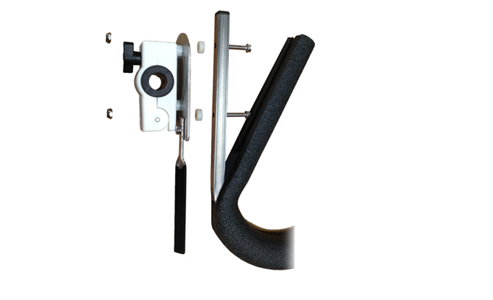 Calfin SUP Wall Rack