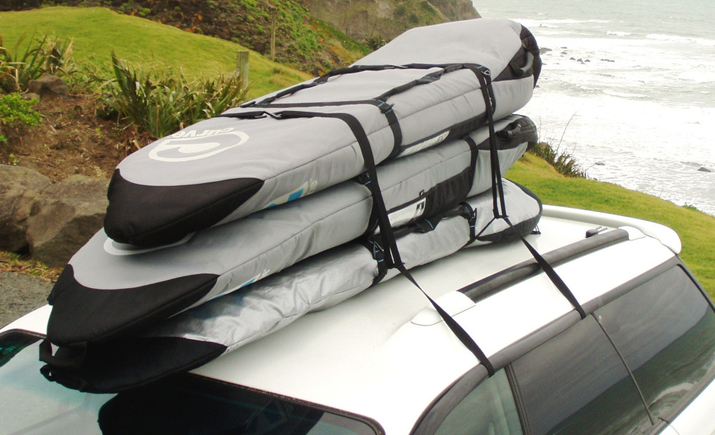 Curve Travel Soft Rack