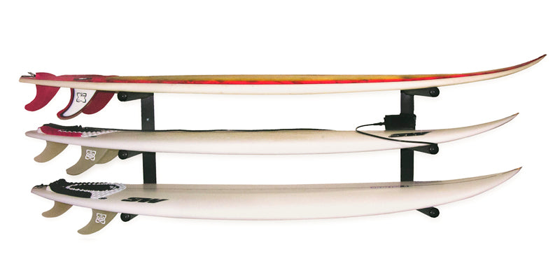 Reef Rax Triple Surfboard Wall Rack