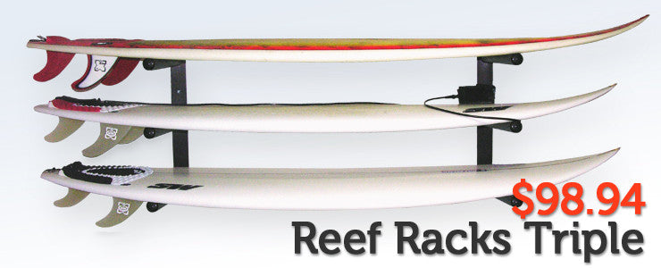 Reef Racks Triple