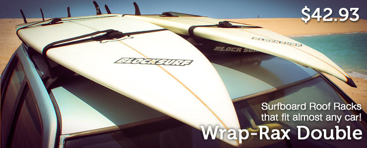 Wrap Rax Soft Surf Roof Racks