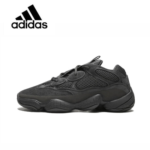 huge discount 2b0a5 56ba4 Original New Arrival Official Adidas Yeezy 500 Utility Black