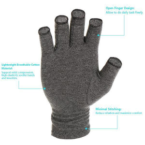 Save 60% TODAY!!! ARTHRITIS RELIEF GLOVES-Best Gift to Your Family