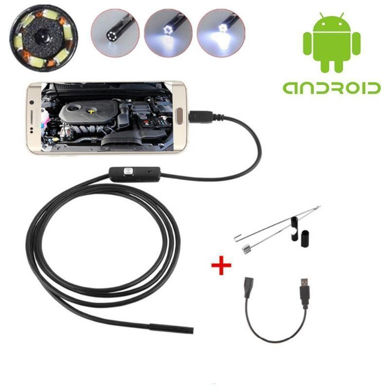 UP TO 80% OFF TODAY!!! Endoscope Camera IP67 Waterproof Borescope Camera for Android
