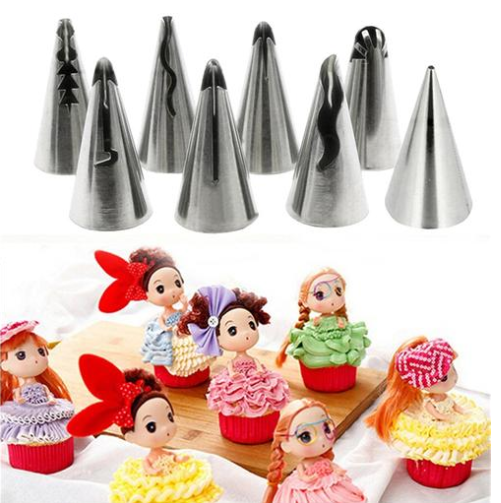2019 NEW Icing Piping Nozzles - 7PCS Set