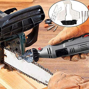 Ultra Nimble Chainsaw Grinding Tool