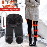 Ultra Heat-Tech Women's Fleece Warming Leggings