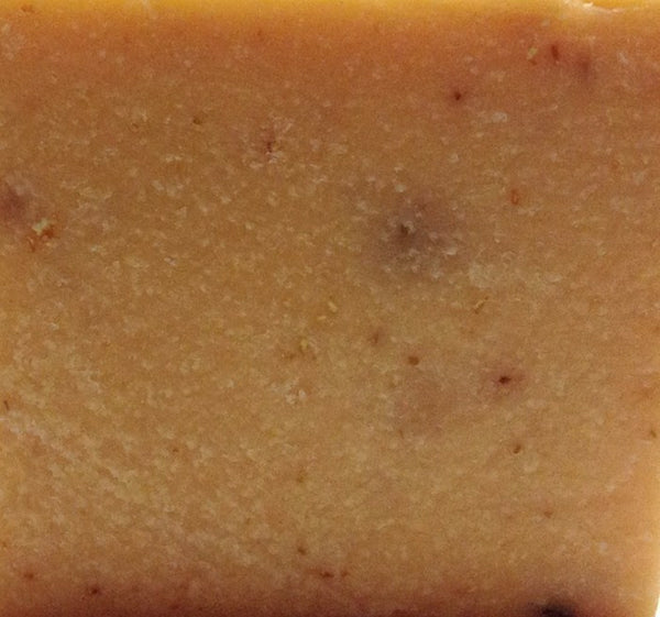 Mandarin Orange Aloe Olive and Shea Soap