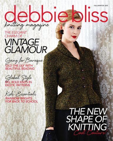 Debbie Bliss Magazine Autumn/Winter 13/14 Issue 11