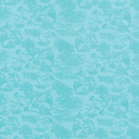 Moda Gooseberry Sky Blue Fabric Cotton