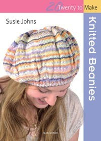 Knitted Beanies Twenty to Make Book