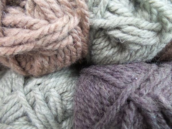 Bergere de France Recyclaine Chunky Knitting Yarn - Bistre 29827