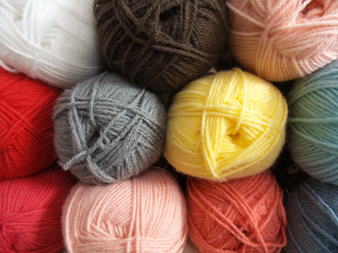 Bergere de France Caline 4 ply Knitting Yarn - Various Colours