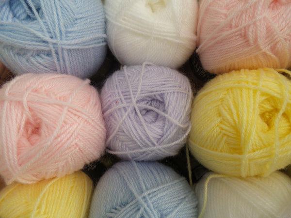 Bergere de France Ciboulette 3-ply Knitting Yarn - Various Colours