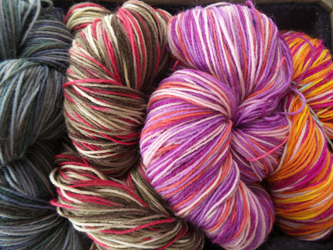 Knit Global Sock Yarn - Various Colours