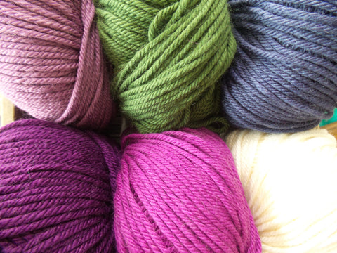 Debbie Bliss Cashmerino Aran Knitting Yarn - 101