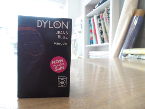 Dylon Velvet Black Fabric Dye (Includes Salt)