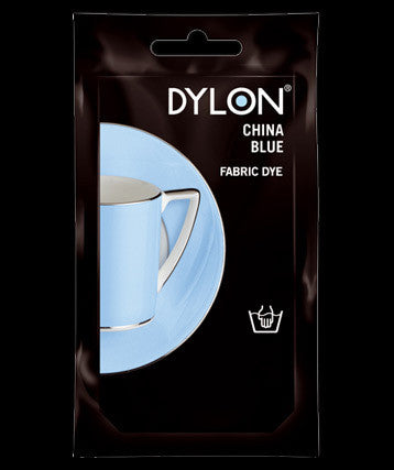 Dylon Hand Dye Sachet 06 - CHINA BLUE