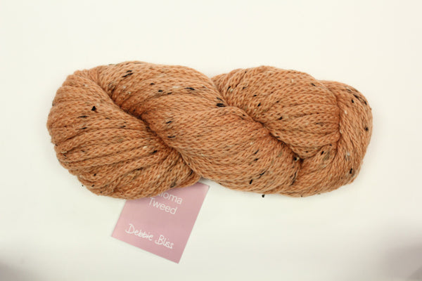 Debbie Bliss Paloma Tweed Chunky Knitting Yarn Col 07