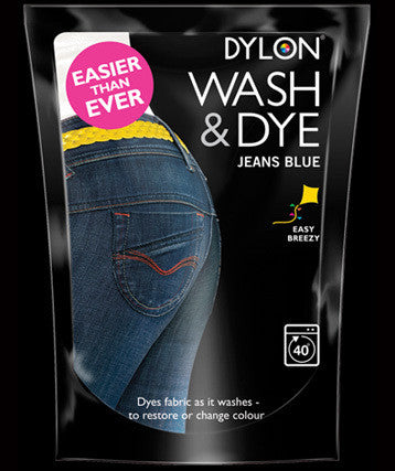 Dylon Wash & Dye 03 - JEANS BLUE