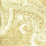 Michael Miller Club House Paisley Beige Fabric