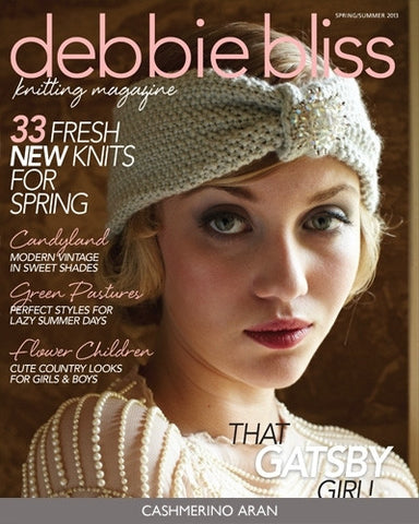 Debbie Bliss Magazine Spring/Summer 2013