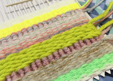 EASTER WORKSHOP: Introduction to Weaving, Tuesday 11 April 2 - 4pm