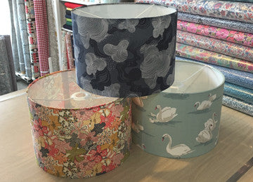 Make your own Lampshade - Monday 10 April - 2 - 4:30pm