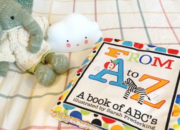Absolute Beginners Sewing: Baby's Soft Play Book (Friday 31 March, 1:30 - 4:30pm)