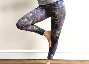 Working with Stretch - Sew a pair of Leggings ( Friday 31 March 9:30am - 12:30pm)