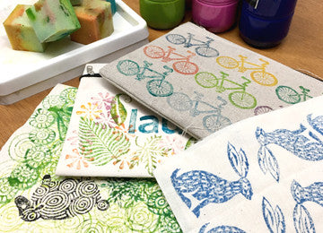 Indian Block Printing Workshop ( Wednesday 5 April, 10am - 12pm)