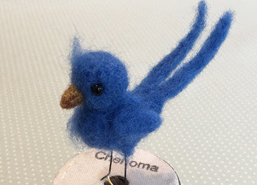 Introduction to Needle Felting - Thursday 27 April, 10am - 1pm
