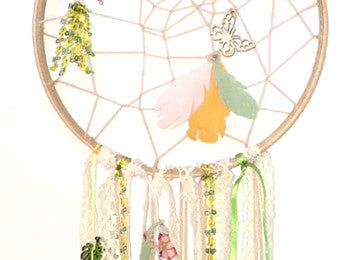 Make your Own Dreamcatcher (Tuesday 30 May 10am - 12pm)