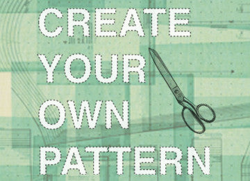 Workshop - Create your own Pattern, Sun 28 May 10am - 2pm