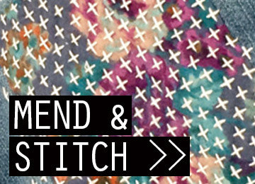 Mend & Stitch: Social Evening - Thursday 23 March, 6-9pm