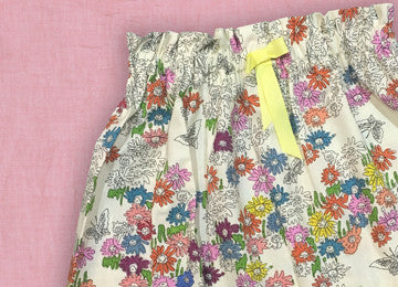 EASTER WORKSHOP: Colour and Sew your Own Skirt (Wednesday 5 April, 9:30am - 12:30pm)