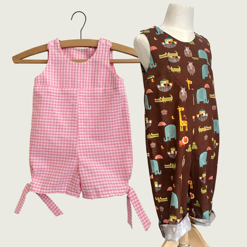 Toddler's Jumpsuit: Sunday 25 June, 10am-3pm