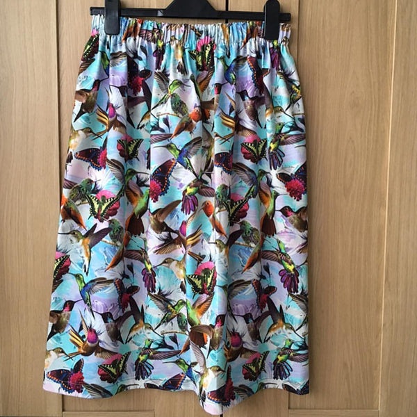 Sew with Stretch: Jersey Pencil Skirt - Wednesday 9 August (2 - 5pm)