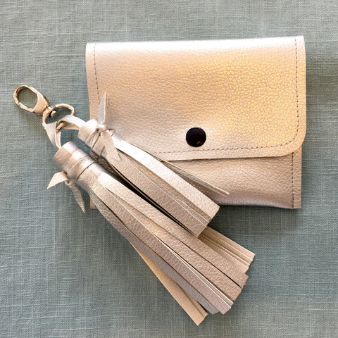 Make a faux Leather Purse and Tassel Keyring (Thursday 24 August, 1:30 - 3:30pm)