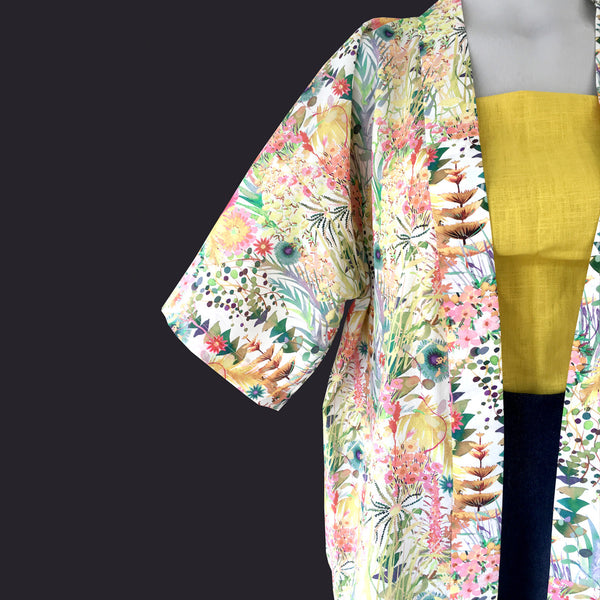 Sew Your Own Kimono (Wednesday 30 August, 9:30am - 1:30pm)