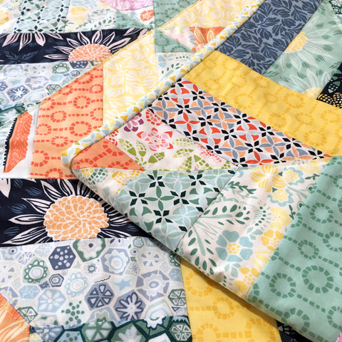 Jelly Roll Quilt - Saturday 9 and 16 September, 9:30am - 2pm