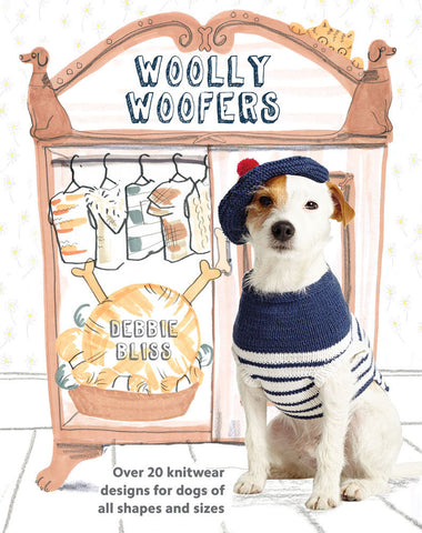 Debbie Bliss Woolly Woofers Knitting Pattern Book