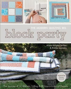 Block Party Book