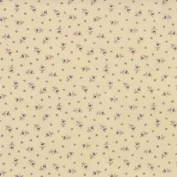 Moda Fabric Vin De Jour Cream Fabric