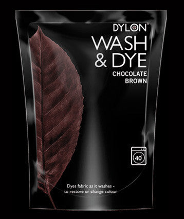 Dylon Wash & Dye 04 - CHOCOLATE