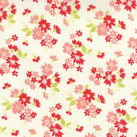 Moda Miss Kate spring cream Fabric