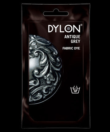 Dylon Hand Dye Sachet 80 - ANTIQUE GREY